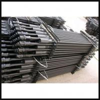 high quality oil well API 11b sucker rod /pony rod /polihsed rod AISI 4130 from chinese manufacturer Manufactures