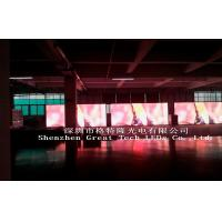 Normal Brightness 8mm Pixel Pitch Outdoor SMD LED Video Display Screen