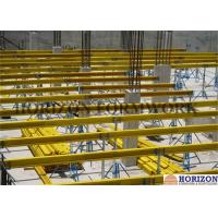 Timber Beam H20 Slab Formwork Systems Universal For Slab Concreting Manufactures