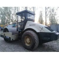 secondhand  Ingersollrand SD202D /road roller  With Sheepfoot/ iNGERSOLLRAND 10 ton Road Roller For Sale Manufactures