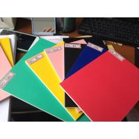 China Size 700*1000 white/color foam board for school and stationery on sale