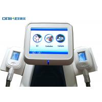 5 In 1 Vertical Cryo Fat Freezing Machine With Ultrasonic Liposuction Manufactures
