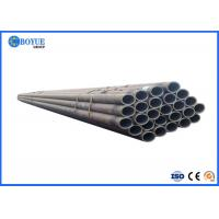 Carbon Steel Seamless Steel Pipe API 5L A106 GR.B ERW / LSAW / SSAW Sch 40 Manufactures