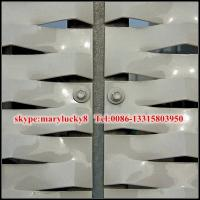 China aluminum 3003 expanded wire mesh for building facade on sale