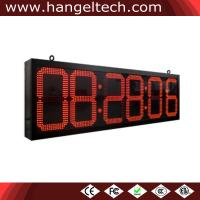 China 20 Inches Digit Outdoor High Brightness LED Digital Display on sale