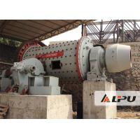 Continuous Ball Milling Process Iron Ore Ball Mill Mining For Ore Dressing Industry