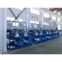 Heavy fuel oil  diesel  lubrication Oil Purifier Alfa Laval centrifuge separator self Cleaning 50Hz / 60Hz 1000-30000L/H Manufactures