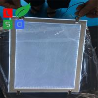 Ceiling Hanging Crystal Led Light Box Slim Light Frame With Nice Appearance Manufactures