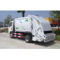 Big Loading Capacity Solid Waste Management Trucks With Collection Box Manufactures
