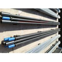 JCDRILL Mining Tunnelling Rock Drill Rods Support Extension Rod With Double Side Manufactures