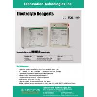 Reagents for MEDICA electrolyte analyzers (both with chip and without chip) Manufactures