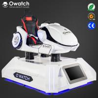 Owatch-Stable 9D VR Cinema Driving Car Game Virtual Reality 9D Racing Simulator Manufactures