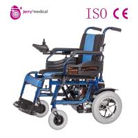 China Elderly Super Lightweight Invalid Wheelchairs CE ROHS Certification JRWD602 on sale
