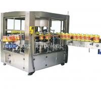 Automatic OPP Hot Melt Adhesive Labeling Machinery In China Manufactures