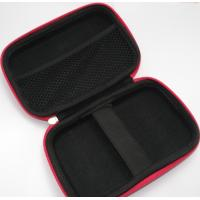 Durable EVA Hard Disk Pouch Anti Dust With Carry Handle And Hand Belt Manufactures