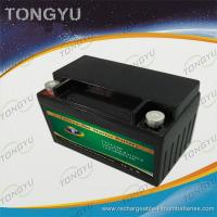 Cheap Racing Lithium Ion LiFePO4 Starter Battery 12V 5AH 240A CCA One Year Warranty for sale