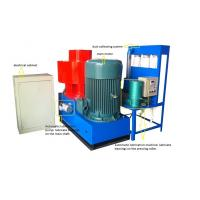 Ring Die Wood Pellet Mill Automatic Lubrication Dust Collecting System 55KW Manufactures