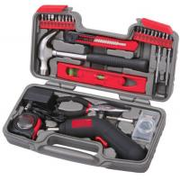 39pcs Household Pink Power Tools 3.6V Cordless Screwdriver Set with Precision Hammer / Plier Manufactures