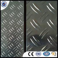 Buy cheap Cold Rolled 6082 T6 Aluminumd Tread/Checker Plate for Truck /Bus and Boat from wholesalers