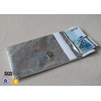 Safe Fireproof Document Bag for Christmas Gift /  Fire Resistant Money Bag Manufactures