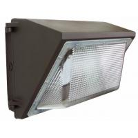 60W White Led Wall Pack With Photocell Electro - Static Plastics Spraying Manufactures