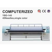 Buy cheap 45 Needles Computerized Quilting Machines Multi Head For Quilting Jackets from wholesalers