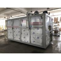 Full Servi  Full Servo Baby Diaper Machine / Adult Diaper Wrapping Machine Manufactures