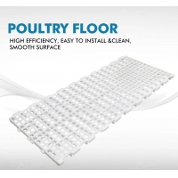 1200*500*40mm Poultry Slat Flooring Manufactures
