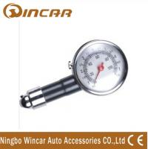 Portable Tire Inflator Digital Tire Pressure Gauge , Mini precision tire pressure gauge Manufactures