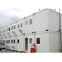 40 Ft Shipping Container Steel Structure Villa Office Double Storey In White Manufactures