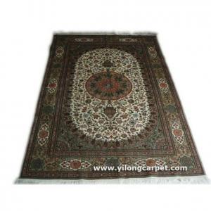 China Handmade Silk Rugs on sale