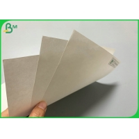 70g Food Grade MG Bleached Kraft Paper For Hamburger Wrapping Wood Pulp Manufactures