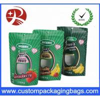 China Waterproof Stand Up Plastic Food Packaging Bags for Pet Food Bag , Gravure Printing Surface on sale