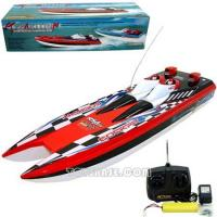 Radio Control Toy Model RC Boat Toy (RZH55122) Manufactures