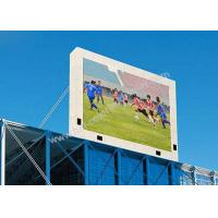Cheap P16 high brightness Outdoor Fixed LED Display full color for stadiums for sale