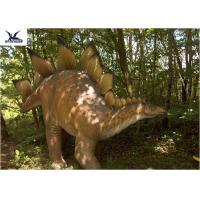 Robotic Sightseeing Realistic Dinosaur Models , Life Size Dinosaur Models  Manufactures