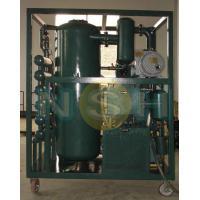 China CE Transformer Mobile Oil Treatment Plant / Insulating Oil Portable Oil Purifier on sale