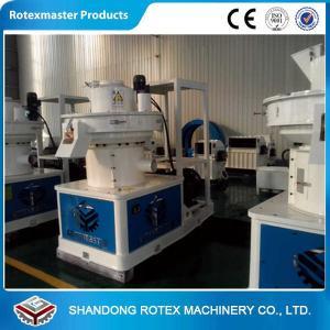 Capacity 2.5-3.5 T / H Bamboo Sawdust Pellet Maker Machine for Rice Husk
