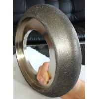 Customized Size CBN Grinding Wheels Sharpening Stone For Band Saw Teeth Manufactures