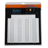 7 Distribution Strips Electronics Bread Board , Universal Breadboard Electronic Projects Manufactures