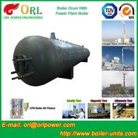 Metallurgical Industry Mud Drum Fire Tube For Condensing Gas Boiler Manufactures