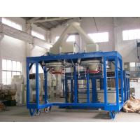 Dual Line FIBC Bulk Bag Filling Machine , Fertilizer / Food / Feed Bagger