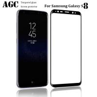 Case Friendly 3D Anti Glare Glass Screen Protector For Samsung Galaxy Note 8 Manufactures