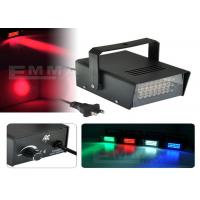DJ Disco Party led Stage Lights 24 LED , Mini Strobe Light Manufactures