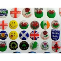 Various Designs and Shapes Epoxy Resin Stickers in Decoration of Kid's Toys