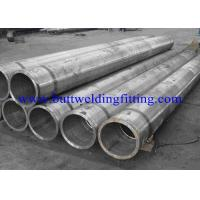 China Alloy 28, Sanicro® 28 Nickel Alloy Pipe  ASTM A312 UNS N08028 on sale
