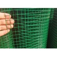 """Pvc Galvanized Welded Wire Mesh 3/4'*3/4"""" *1.2M*20M*17Kg For Building Material Manufactures"""