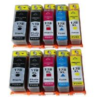 for HP178 178XL inkjet refill ink cartridge for hp photosmart 5521 Manufactures