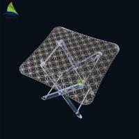 Office Custom Acrylic FurnitureClear Acrylic Mirrored Exotic Coffee Table Manufactures