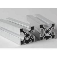 China 80 * 80 Industrial Aluminium Profile Assembly Line For Office Partition / Machinery on sale